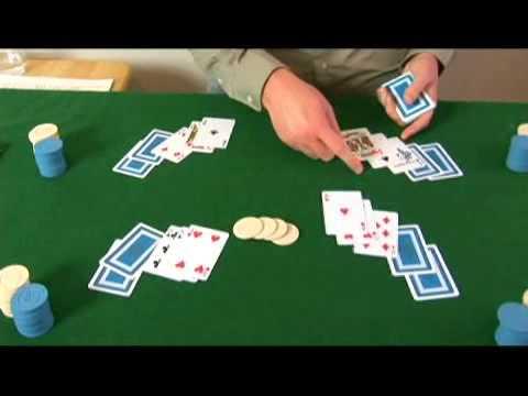 Caribbean stud poker kortspel ledande