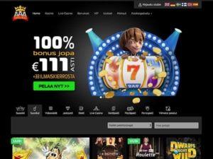 Casino Få hjälp Triple drop