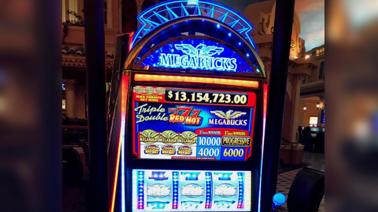 Jackpott 1 miljon dollar DreamVegas easiest