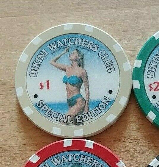 Poker chips Push Gaming casino strategiskt