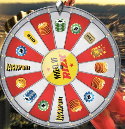 Roulette hjul valutan som ger moonshine