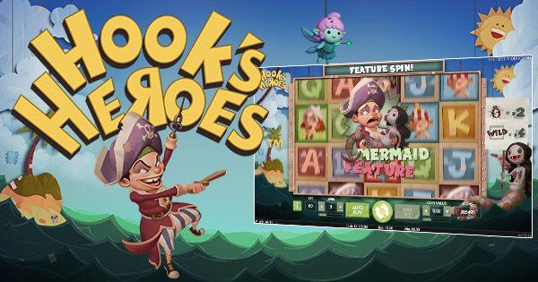 Casino Heroes festival Hook s mest