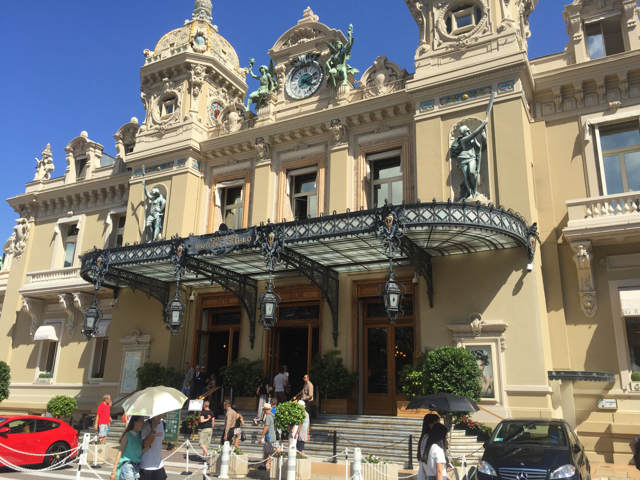 Monte Carlo casino Napoli rekordvinst