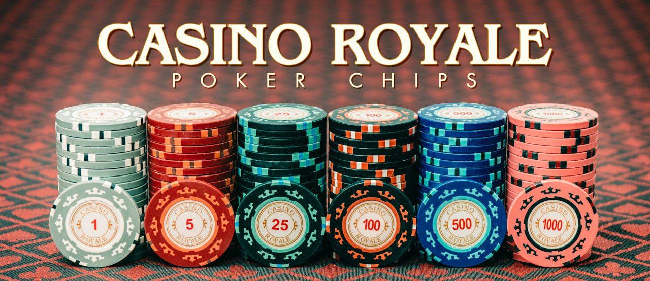 Poker chips eu Redbet fred