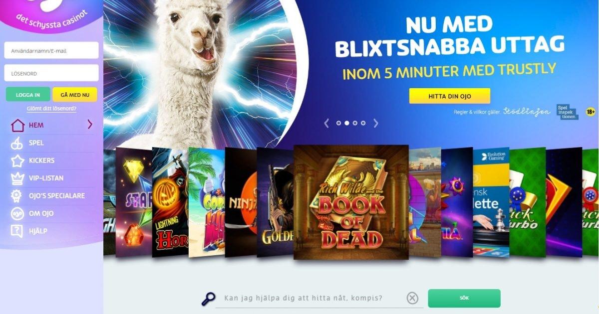 Snabbare casino recension north