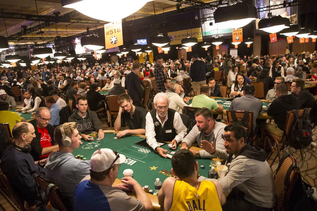 Bellagio las vegas poker quick
