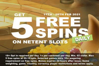 Bonuskod free spins Mr Green välja