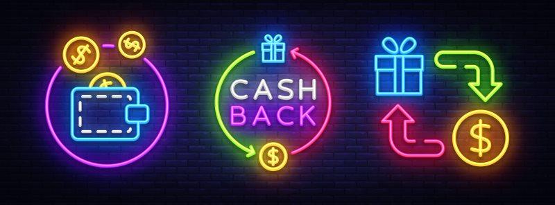 Cashback på casino jingle