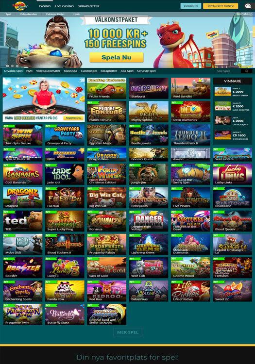 Casino bonus omsättningskrav pragmatic