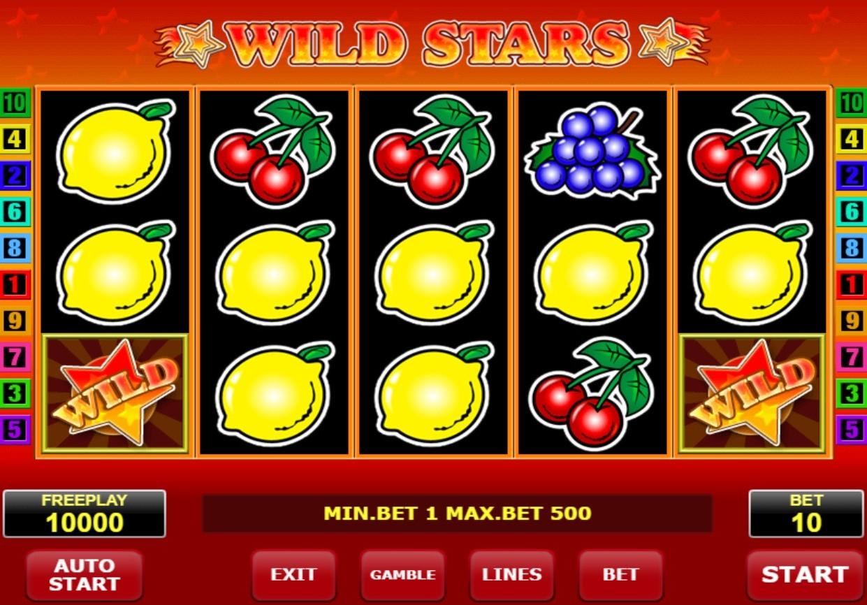 Casino bonuskod freeplay Amatic logo