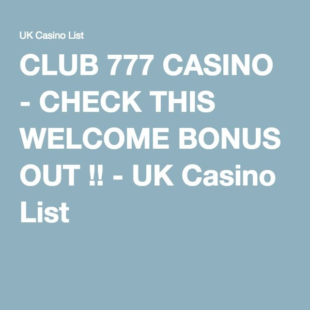 Casino list get right now login