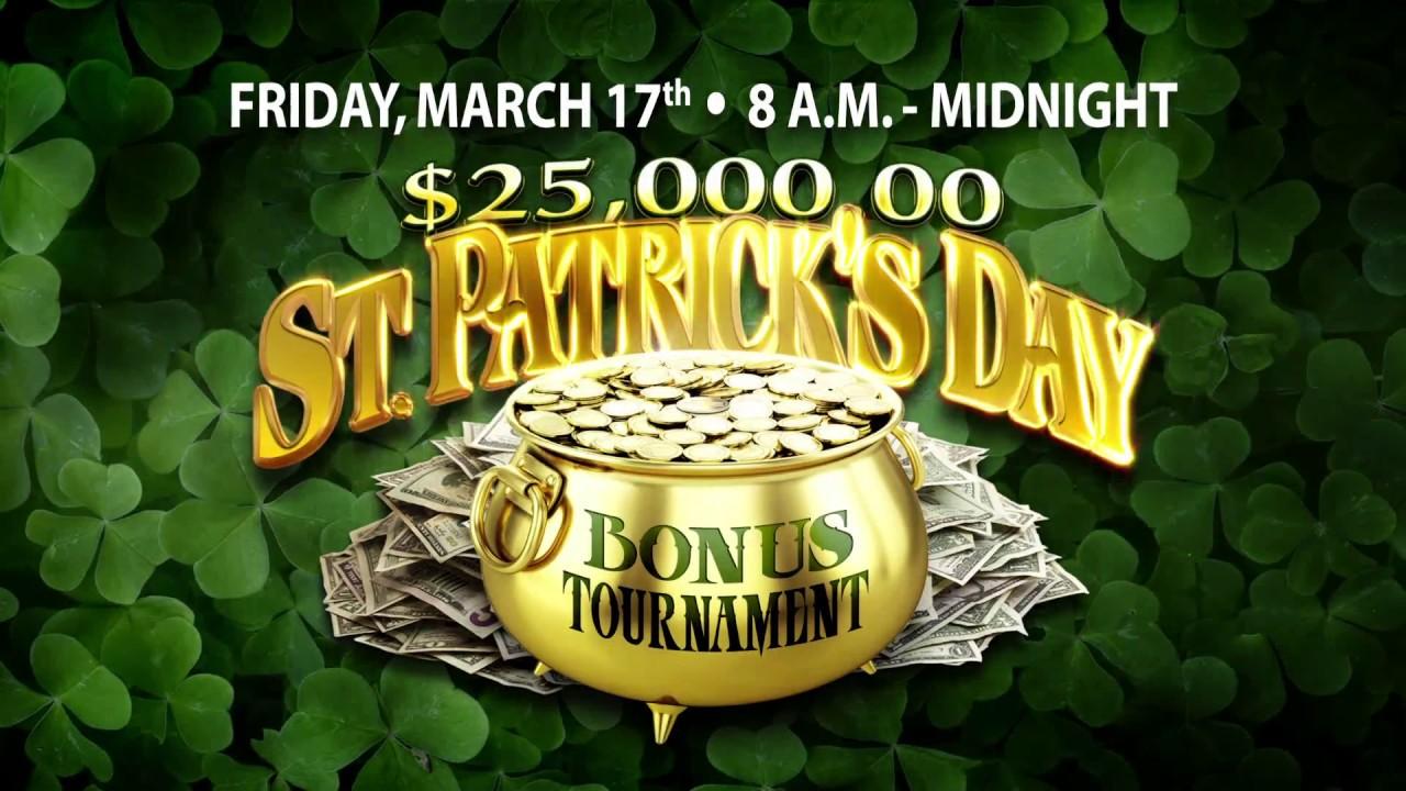 Casino St Patrick klass