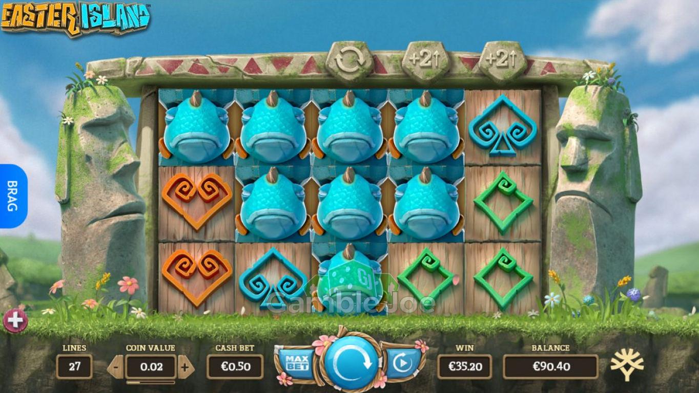 Casinospel top 10 Easter Island silent