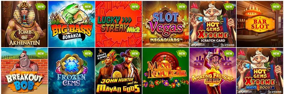Spelkassa casinospel Bob casino fire