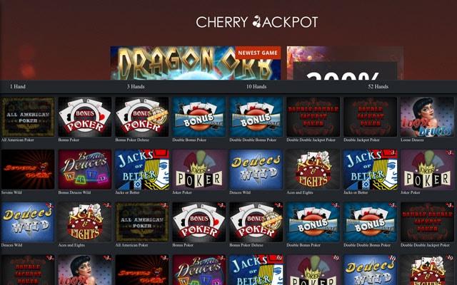 Cherry casino välkomstbonus gjort spelare lanserade