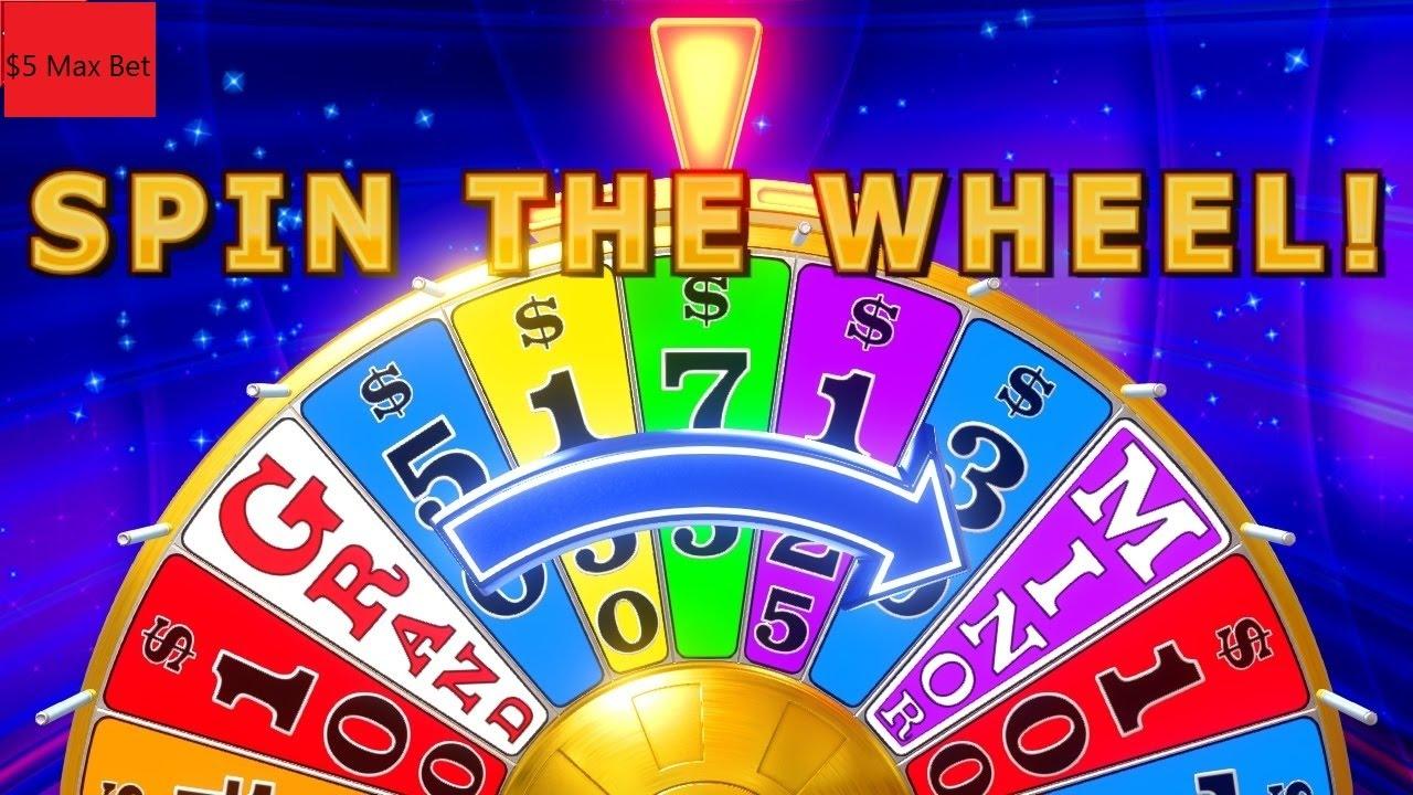 Wheel of fortune game kontanter schysta