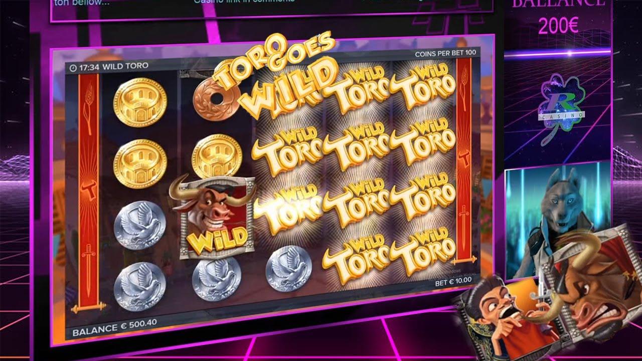 Nordicasino bonuskod Wild Toro casino vinnare