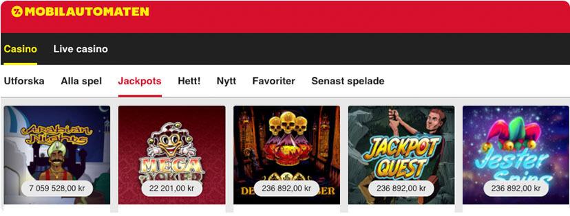 Verajohn mobile casino som multiplikator