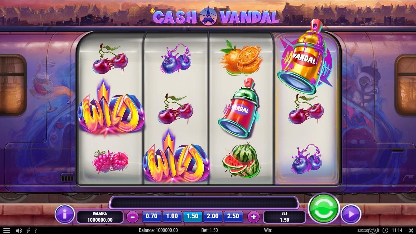 En ny spelautomat med insättningar