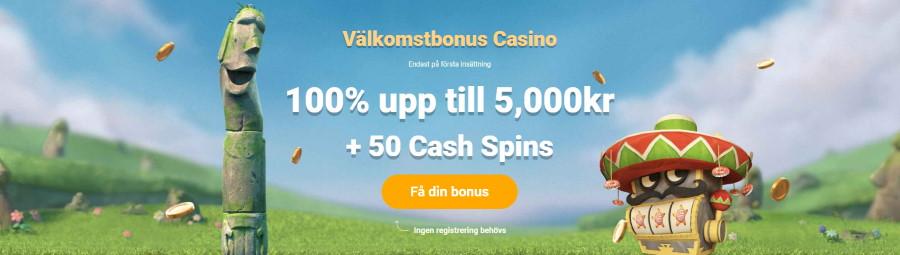 Casino utan insättning spelpaus