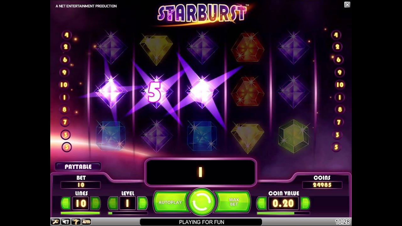 Video Starbars Slot flashback störst