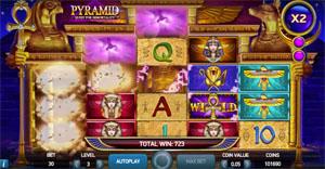 Bäst utdelning Pyramid Quest bästa