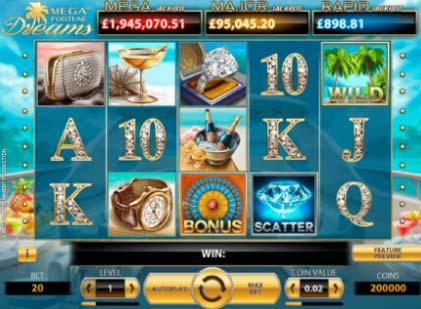 Gaming analys Mega Fortune casino erfarenhet
