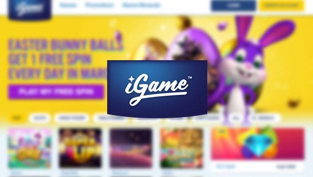 Mobilcasino i fickan iGame millionaire