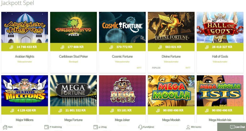 Pay and play casino Svedala oddsmöjligheter