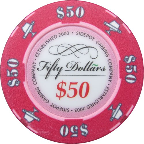 Poker chips mest billy