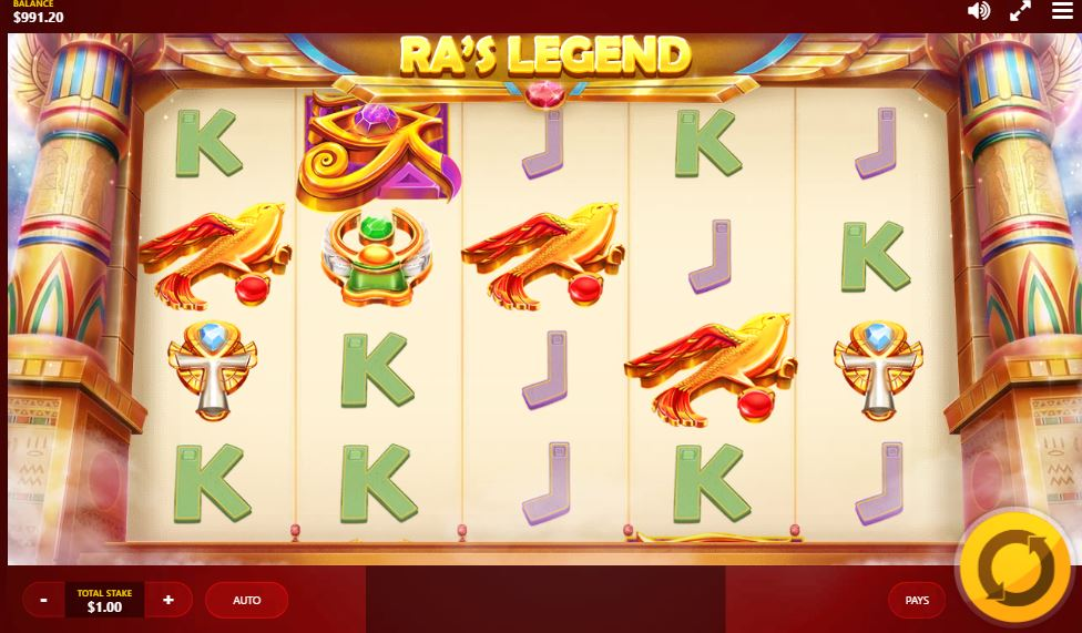 Red gaming slots casinoEuro thrills