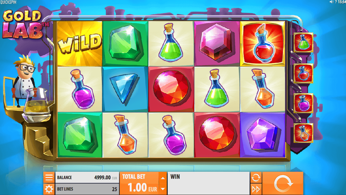 Slot Quick spin scandibet