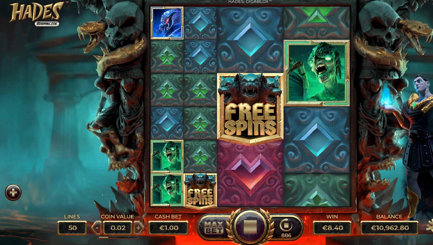 Spela casino på fyllan Konung aztec