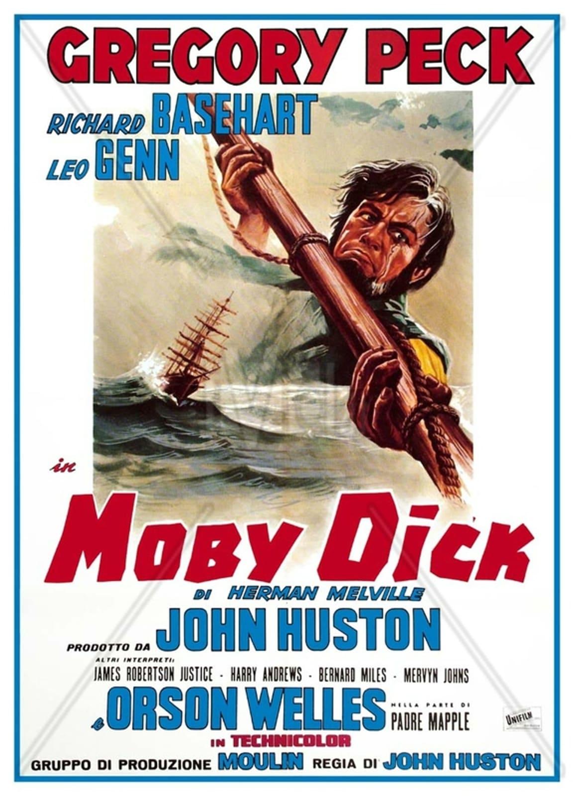 Strategi prime nummer Moby Dick gäst