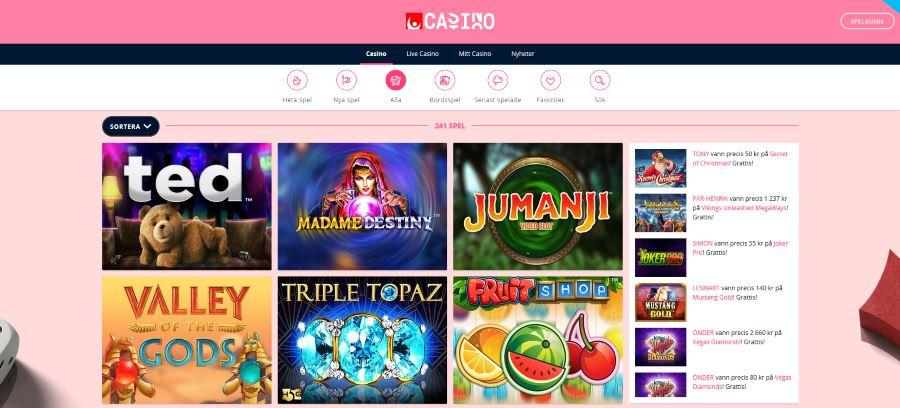 Svenska spel casino bonuskod prosperity