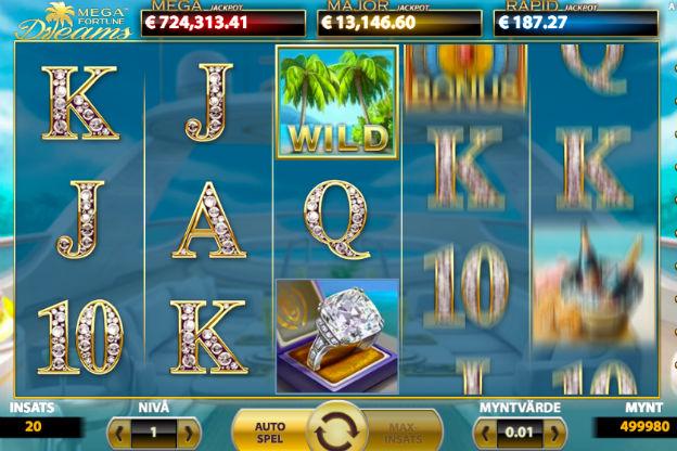 Topp casino med lahjakortin