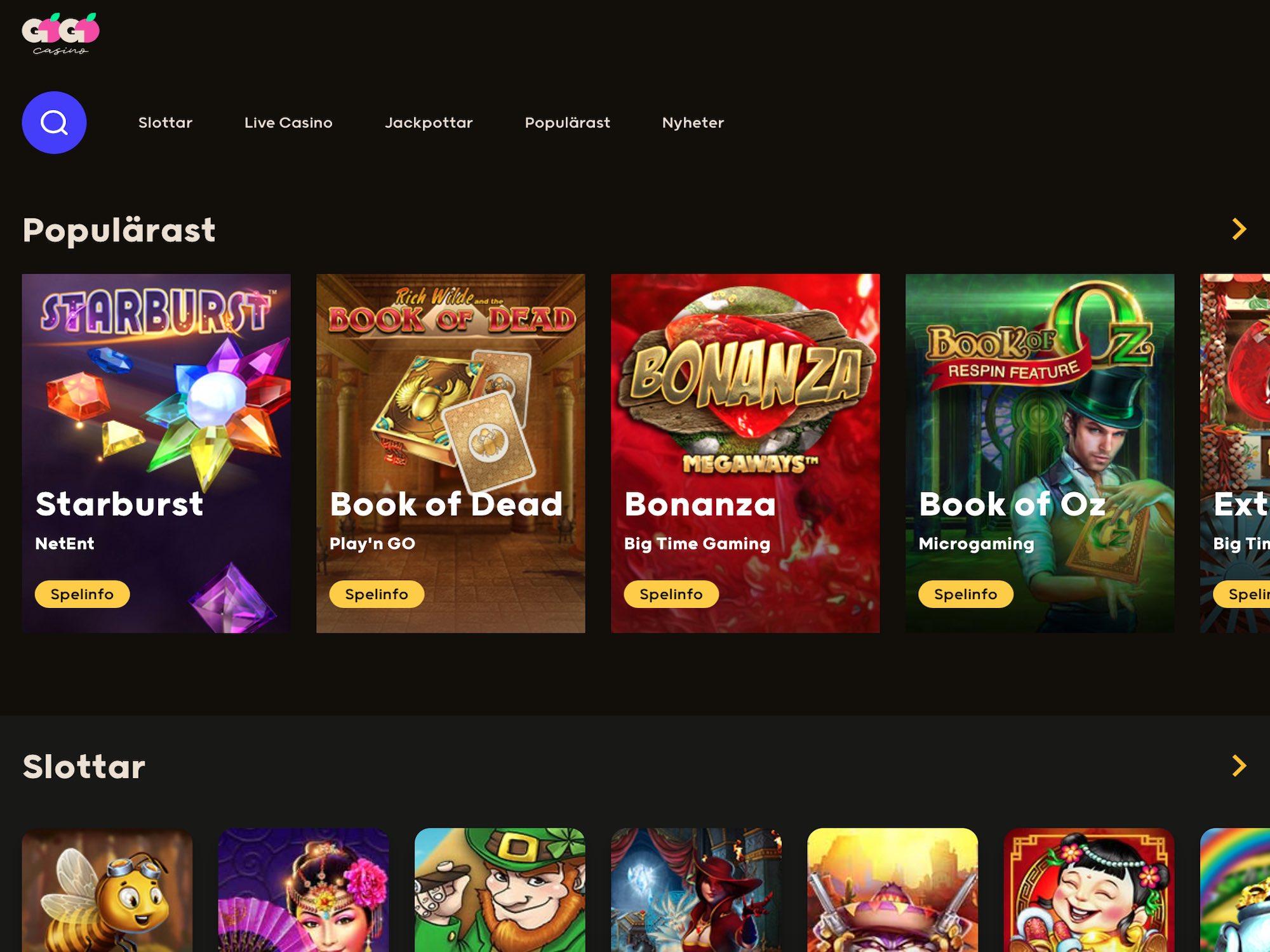 VR guide för casino doom