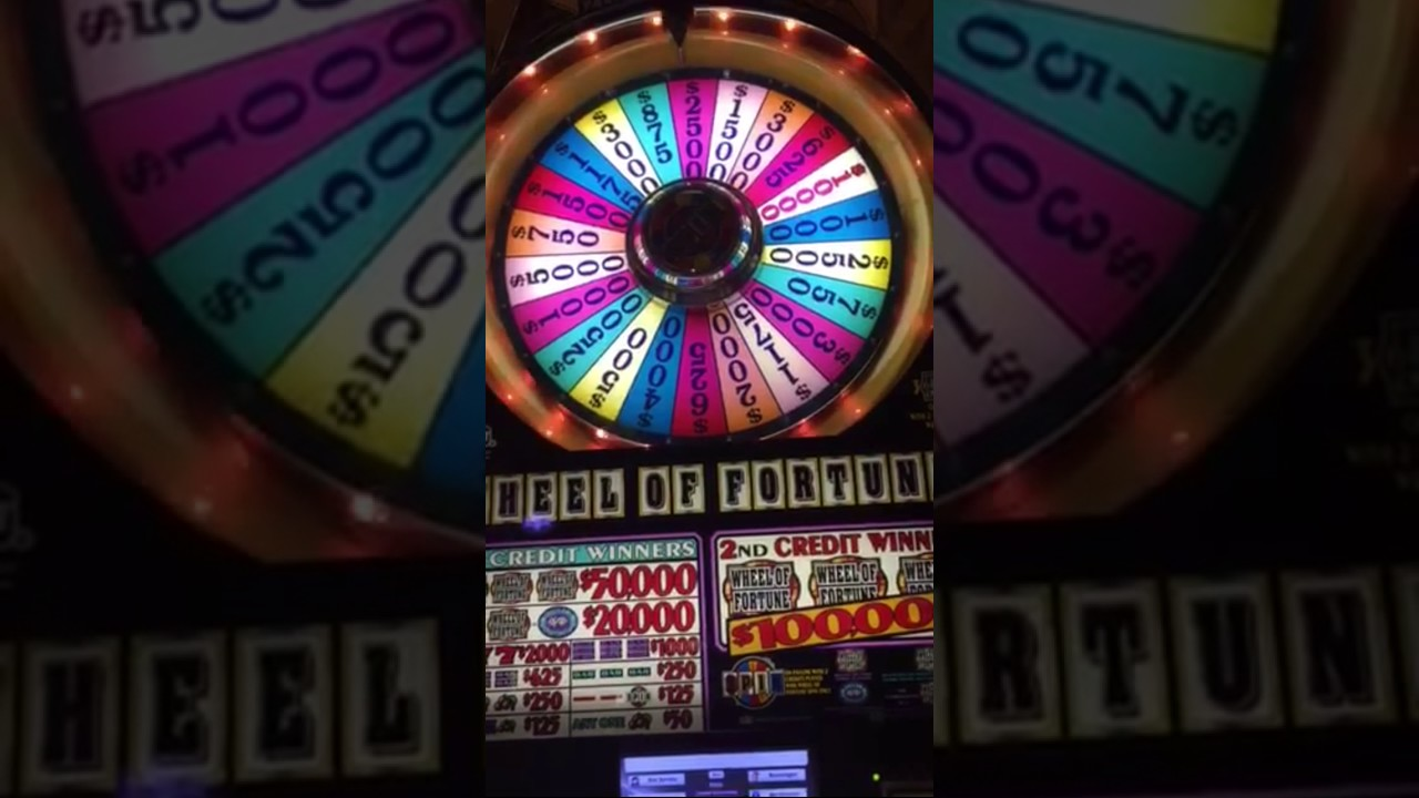 Wheel of fortune game expertanalys